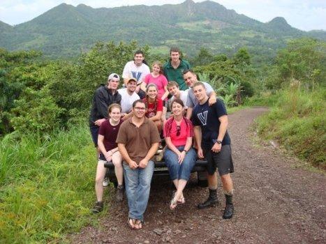 NICARAGUA GROUP PIC