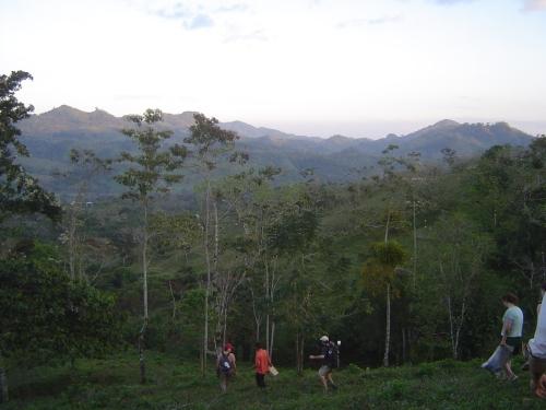 Waslala Nicaragua hike